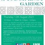 Summer at Hertford Museum. Week 3: Create a Tudor Knot Garden