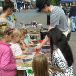The Big Draw 2013 in St Albans