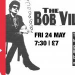 The Bob Villians– Bob Dylan Tribute Band Evening with Exhibition