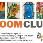 The Canvas Crew Zoom Club