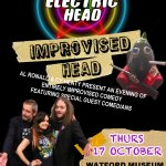 The Electric Head present: Improvised Head (Comedy)
