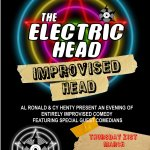 The Electric Head present Improvised Head.