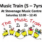 The Music Train - Stevenage Music Centre