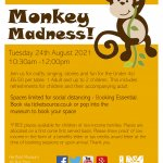 Todder Tuesday: Monkey Madness!