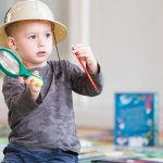 Tots Tales: a story, craft activity and a museum hunt