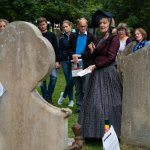 Tour of Victorian Cemetery with the Countess of Bridgewater