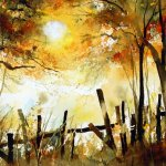 Watercolour classes with  Mitzie Green