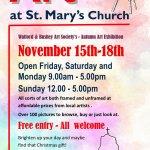 Watford & Bushey Art Society Autumn Exhibition