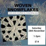 Woven Snowflakes