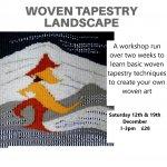 Woven Tapestry Landscape