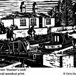 'Lockside' – an exhibition of canal-related art