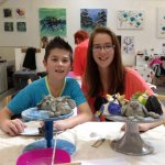 Art and Craft workshops here at Artshed