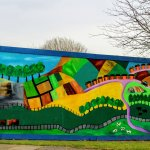 Cottonmill Community Mural