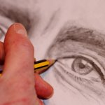 Deana Kim Page sketching