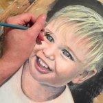 Deana Kim Page - painting