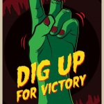 Dig Up For Victory