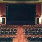Eric Morecambe Hall auditorium