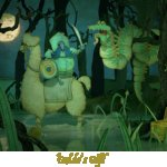 Galdo's Gift - The Swamp Scene