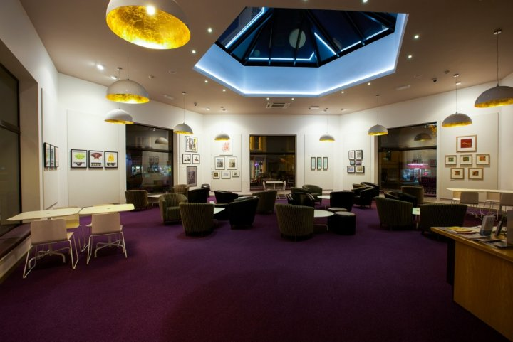 Gallery at Hertford Theatre