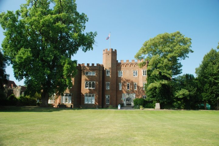 Hertford Castle