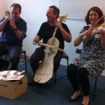 'Introduction to the Orchestra' workshop with Rushey Mead School