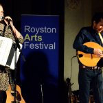 Megson at Royston Arts Festival 2012
