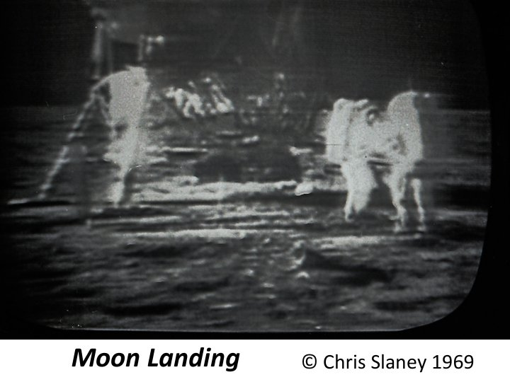 Moon Landing 1969  - I Was There *