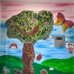 Northway Way Special School Mosaic and Mural