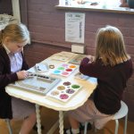 PAINTING POTTERY SHED - NEW WORKSHOPS