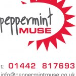 Peppermint Muse Logo