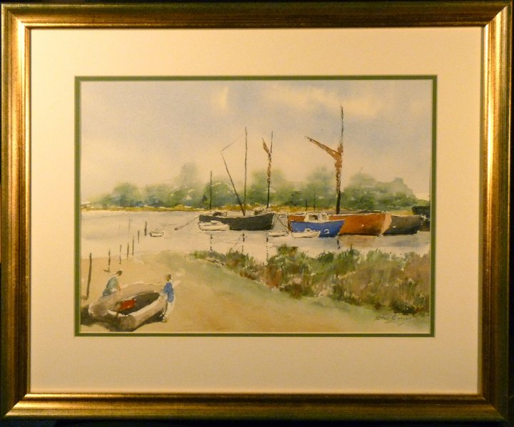 Pin Mill Suffolk