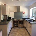 Rushden Village Hall kitchen