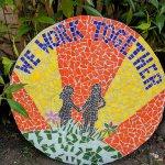 St Helen's Primary School Mosaic