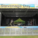 Stevenage Day - Stage