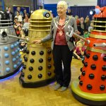 The Daleks at Royston Arts Festival 2012