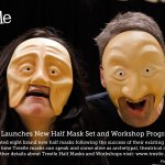 Trestle: Half Masks