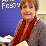 Wendy Cope at Royston Arts Festival 2012