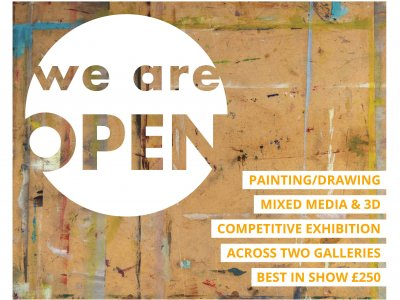 15th Courtyard Open exhibition - details announced