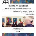 Art Exhibition Dates Extended