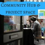Community Hub & Project space Wormley
