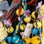Craftbombing in St Albans: Voluntary Arts Week 2014