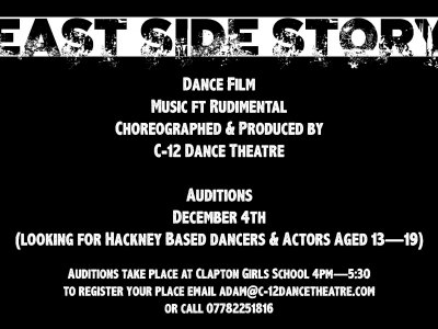 East Side Story - Dance on Film featuring music by Rudimental