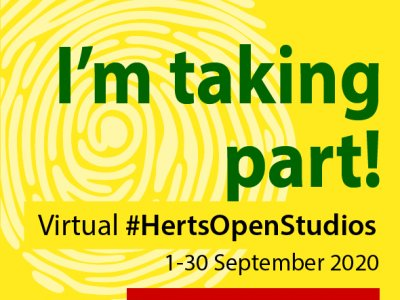 I'm taking part in Herts Virtual Open Studios