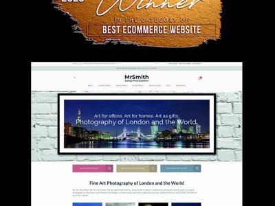 International Website of the Year 2020