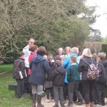 Introducing the new Garden Story Trail at Knebworth House.