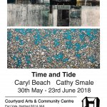 JUNE-Open Studios at Digswell-Time and Tide-Courtyardarts!