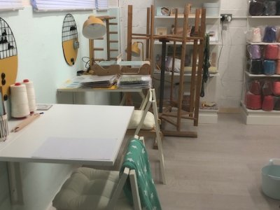 New Weaving studio Opening in Baldock