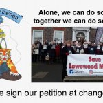 PETITION: Save Lowewood Museum