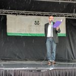 Poetry Reading, Arts Takeover, Letchworth 22/7/17
