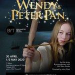 Wendy & Peter Pan